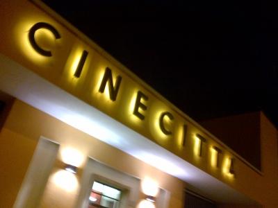 EUscreenXL Project meeting at Cinecitta Roma