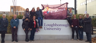The DICHE Project team at University of Loughborough