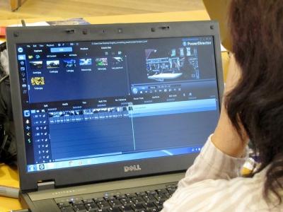 Course particpants edits video