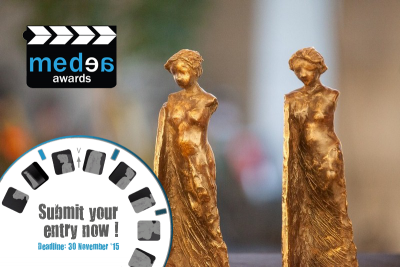 Submit your entry now, in the MEDEA Awards 2016