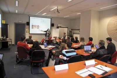 workshop during M&L2010