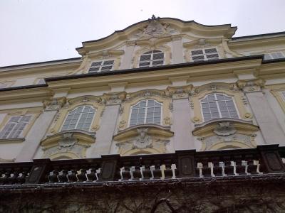 Schloss Leopoldskron, home of the Salzburg Global Seminar