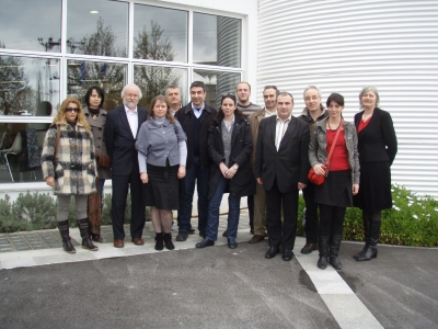 SoRuraLL Meeting in Ellinogermani Agogi Athens January 2010