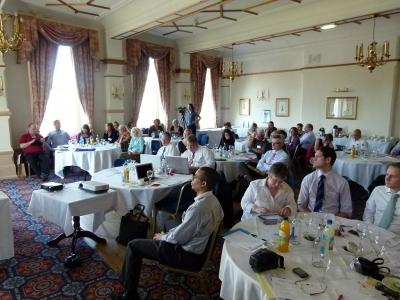 Colloquium on Virtual Schools in Sheffield