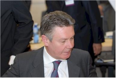 Belgian Minister of Foreign Affairs K. De Gucht