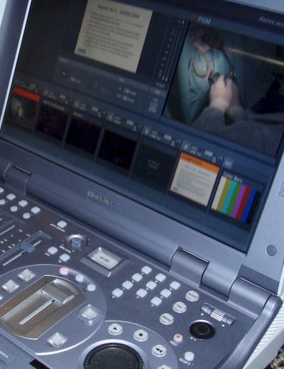 Live video transmissions at ETCA2009