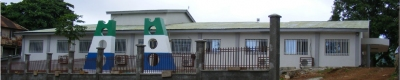 The new SLIEPA Offices in Freetown