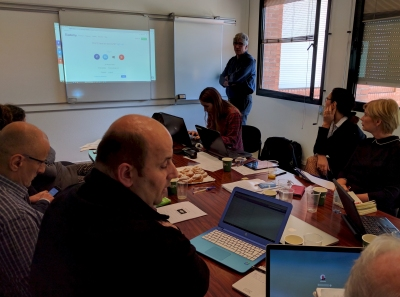 Y-Nex planning meeting on 14 December in Barcelona