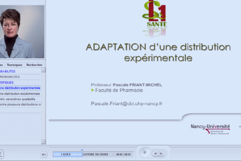 University of Lorraine Lecture Capture sample