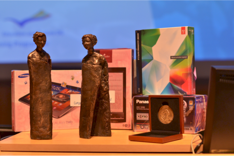 MEDEA Awards 2011 - Prizes