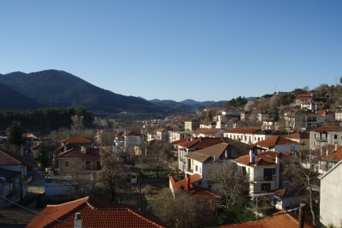 The Village of Valtetsiniko (Greece)