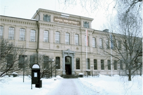 National Library of Sweden, Stockholm