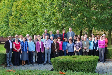 SAILS Project Partners at the Irish Institute in Leuven