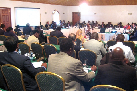 The eLA Media Team Training Workshop