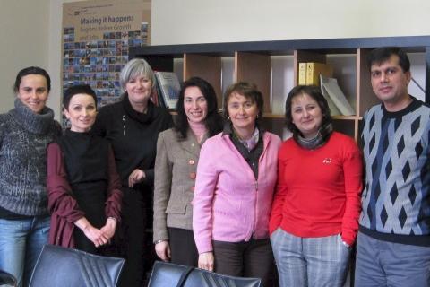 ENAIP course participants