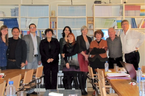 MEDEA2020 project team meeting in Brussels