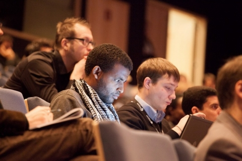 image from Media & Learning 2012